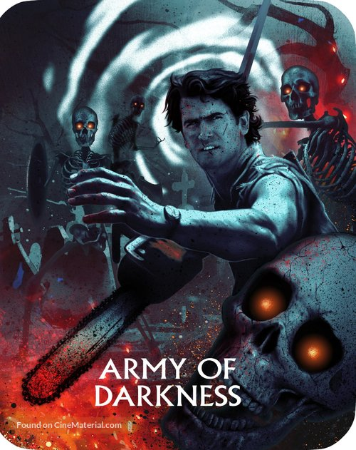Army Of Darkness - Movie Cover