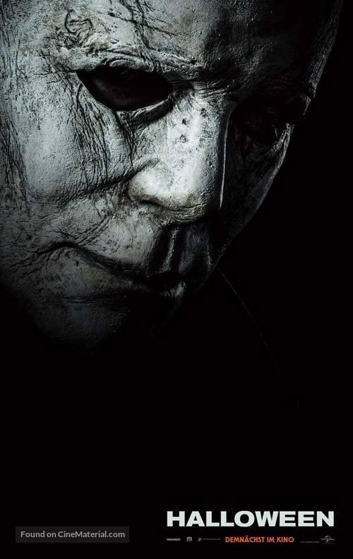 Halloween - German Movie Poster