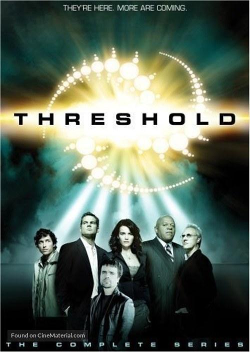 """Threshold"" - Movie Cover"