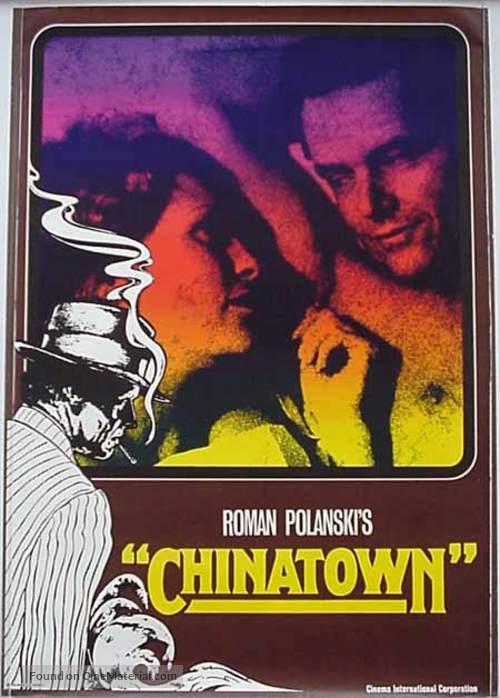 Chinatown - Movie Cover