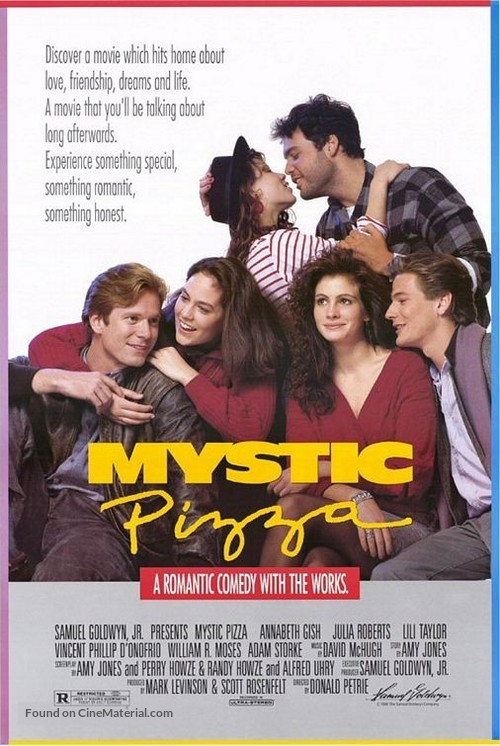 Mystic Pizza - Movie Poster