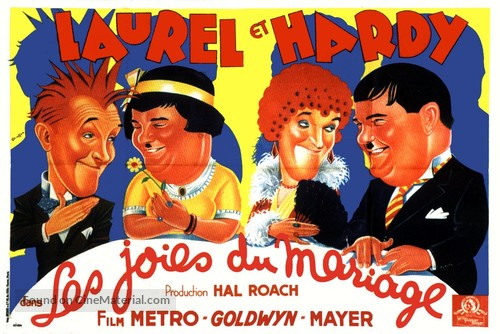 Twice Two - French Movie Poster
