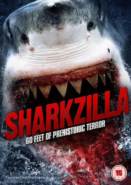 Megalodon British movie poster
