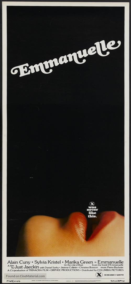 Emmanuelle - Movie Poster