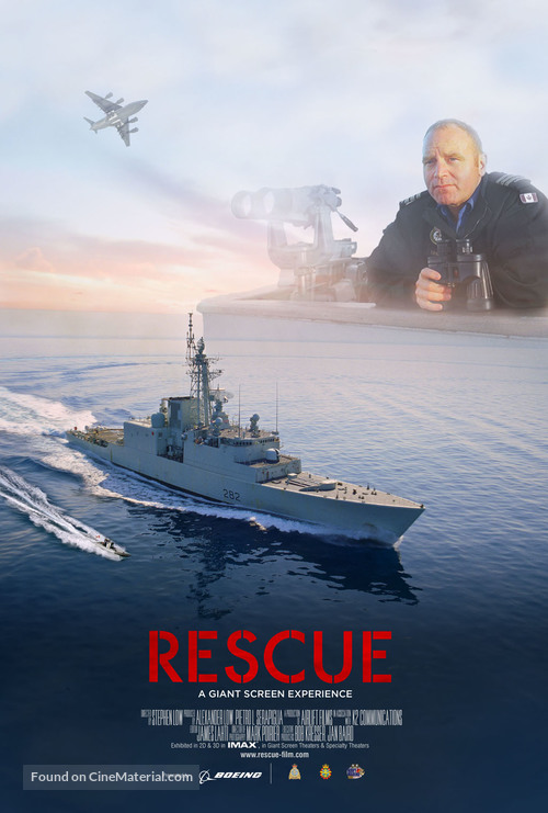 Rescue - Movie Poster