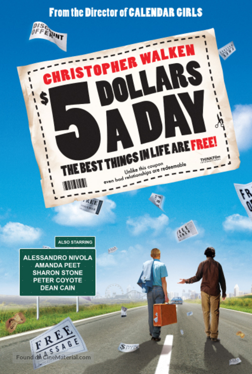 $5 a Day - Movie Poster