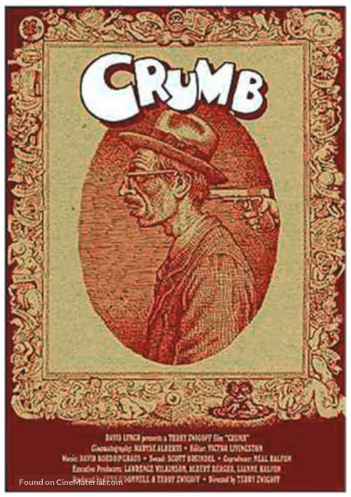 Crumb - Movie Poster