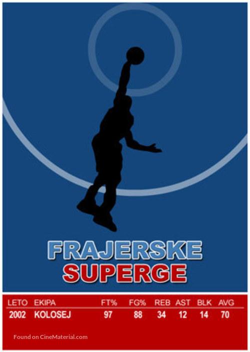 Like Mike - Slovenian Movie Poster