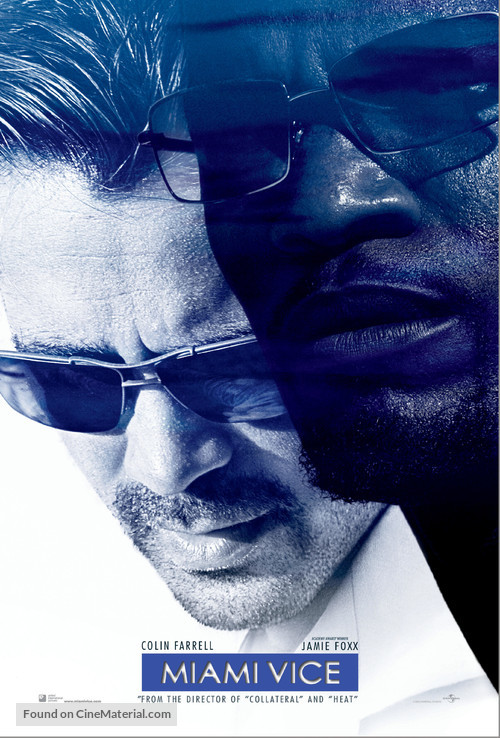 Miami Vice - Movie Poster