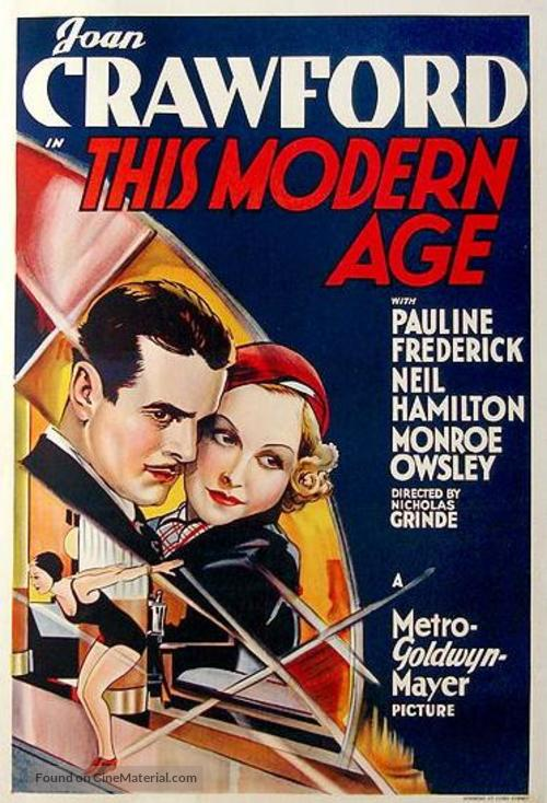 This Modern Age - Movie Poster