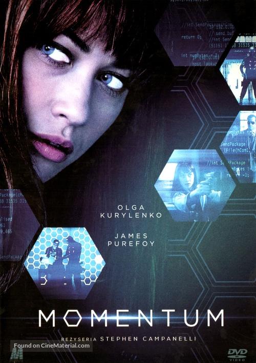 Momentum - Polish Movie Cover
