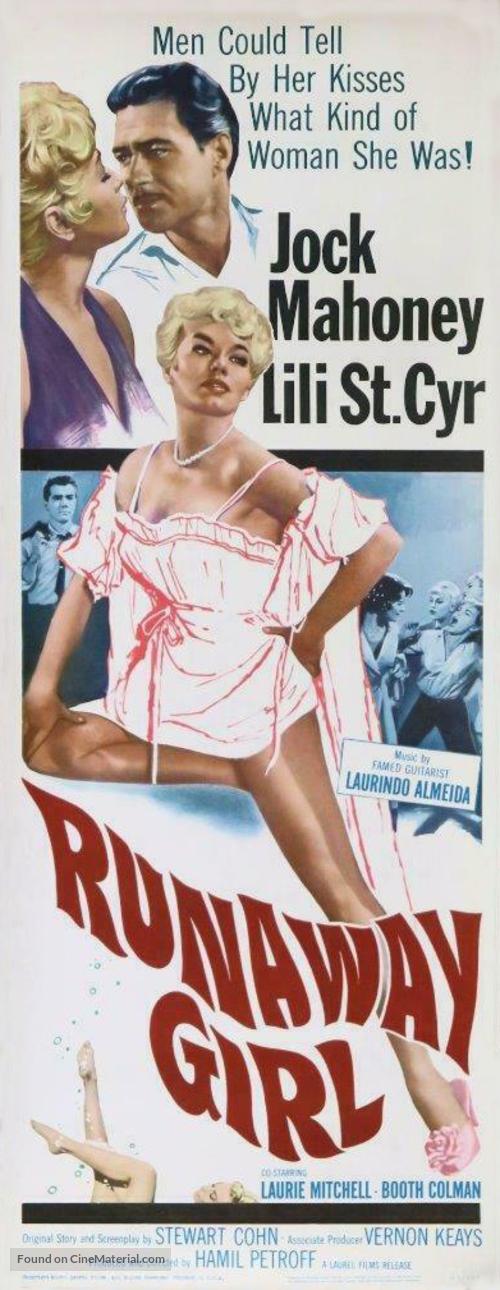 Runaway Girl - Movie Poster