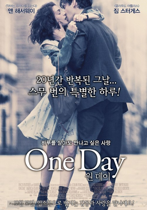 One Day - South Korean Movie Poster