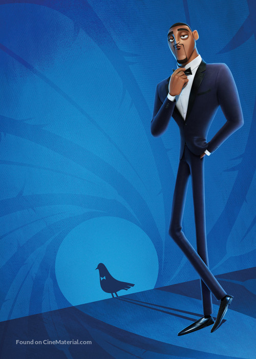 Spies in Disguise - Key art