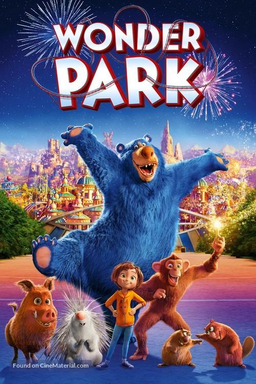 Wonder Park - Movie Cover