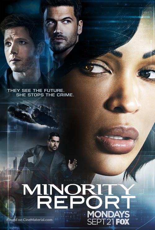 """Minority Report"" - Movie Poster"