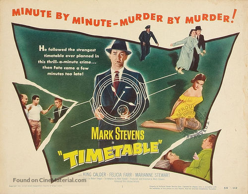 Time Table - Movie Poster