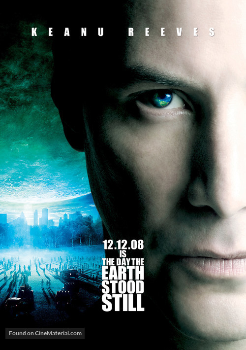 The Day the Earth Stood Still - Movie Poster