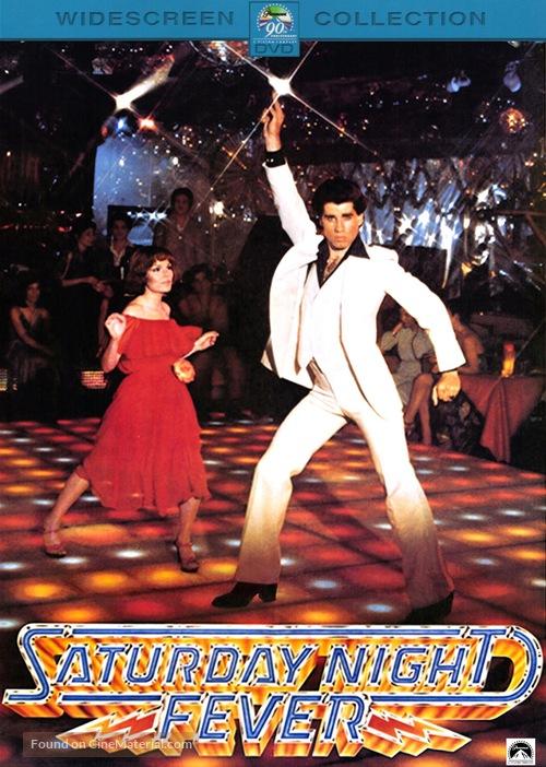 Saturday Night Fever - Movie Cover