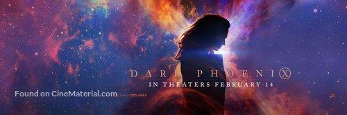 Dark Phoenix - British Movie Poster