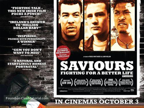 Saviours - British Movie Poster