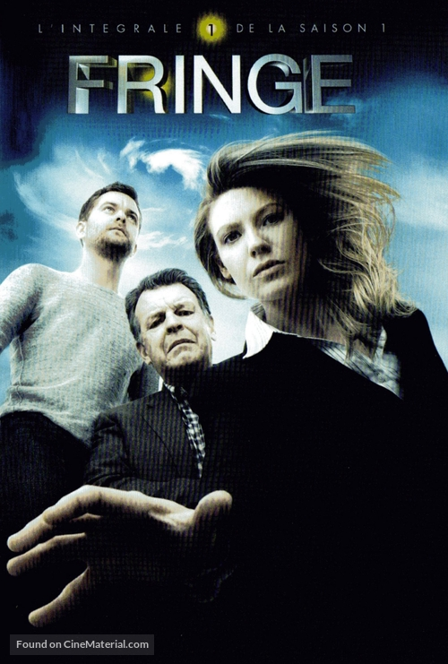 """Fringe"" - French DVD movie cover"