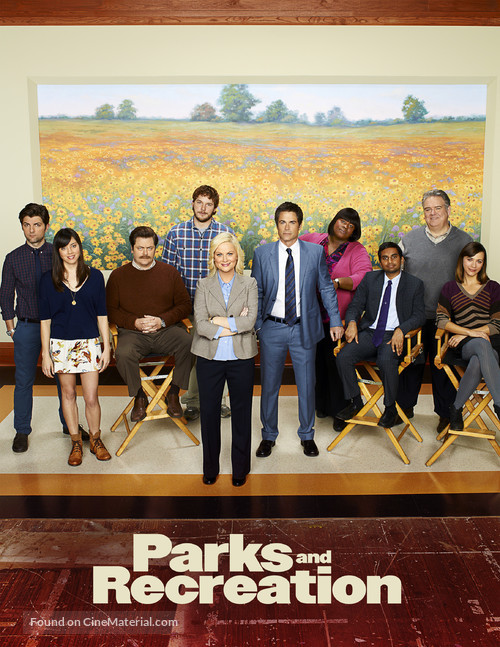 """Parks and Recreation"" - Movie Cover"