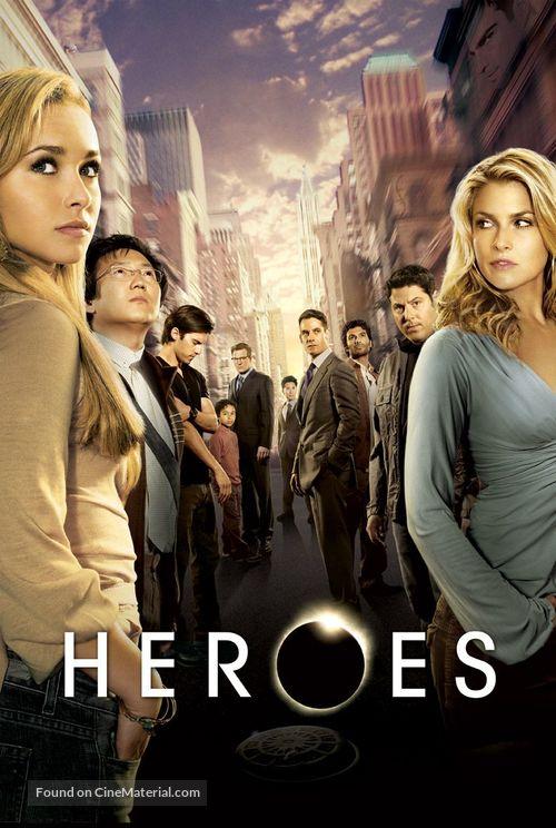 """""""Heroes"""" - Movie Poster"""