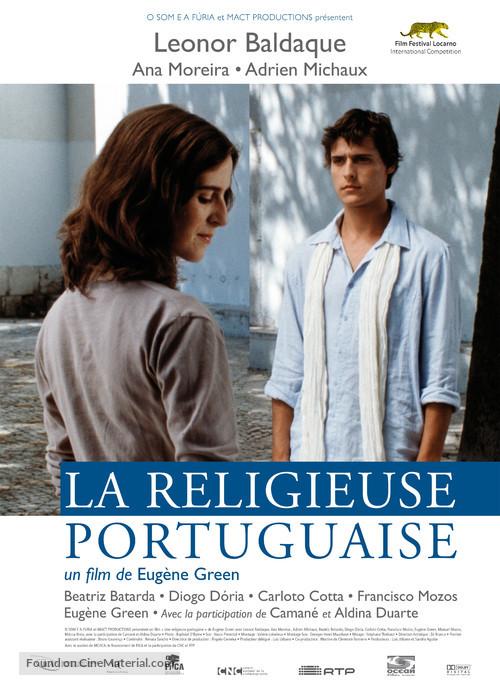 A Religiosa Portuguesa - French Movie Poster