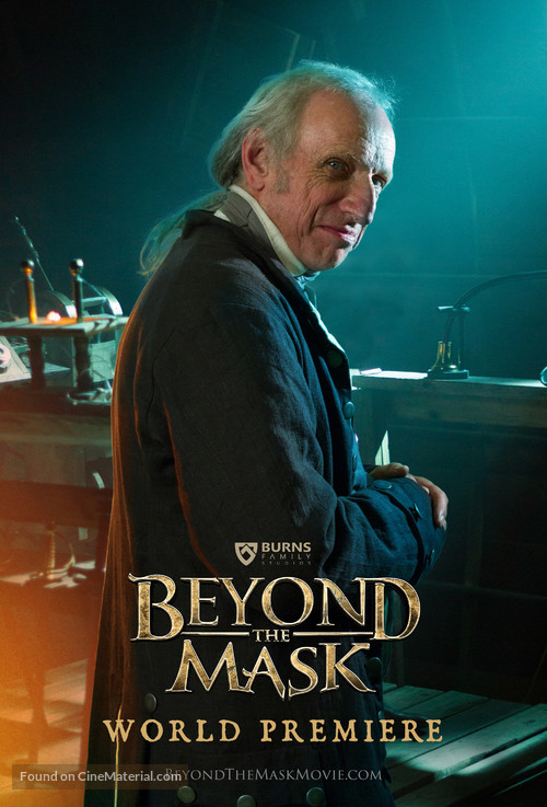 Beyond the Mask - Movie Poster