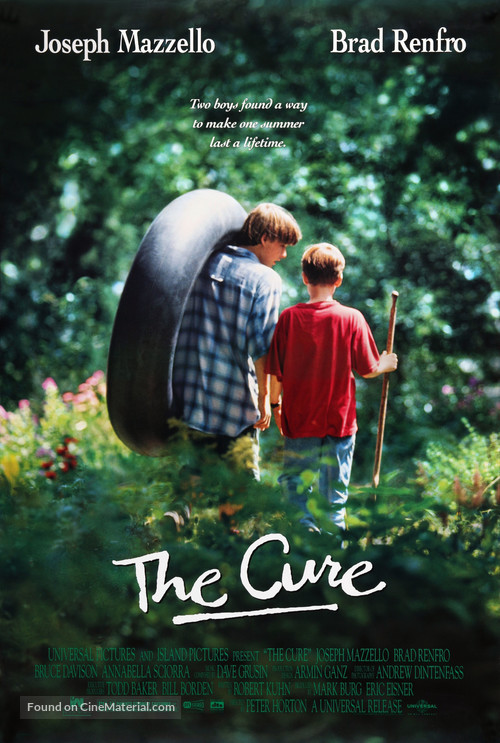 The Cure - Movie Poster