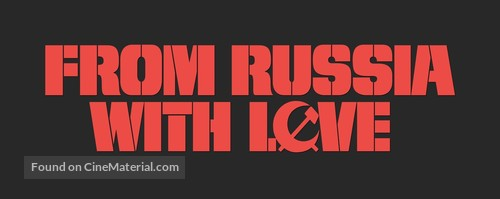 From Russia with Love - Logo