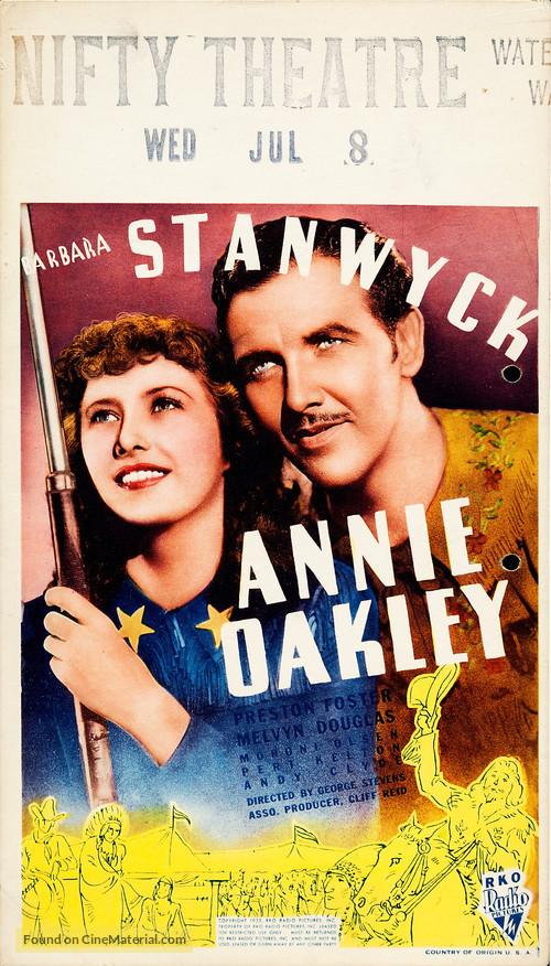 Annie Oakley - Movie Poster