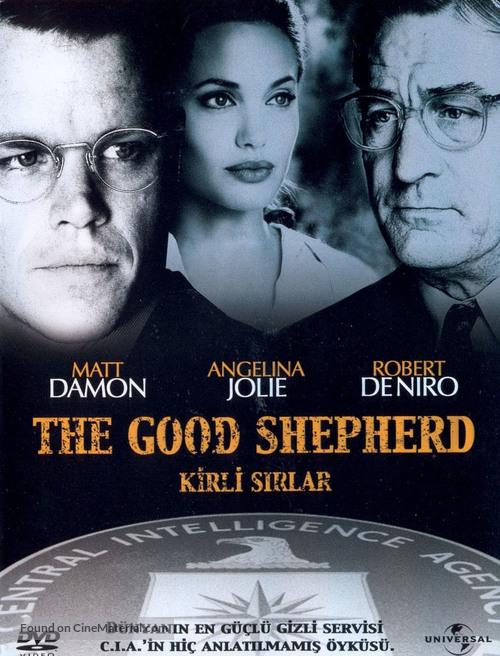 The Good Shepherd - Turkish DVD movie cover