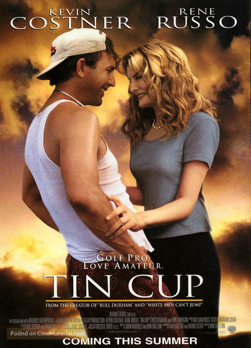 Tin Cup - Movie Poster