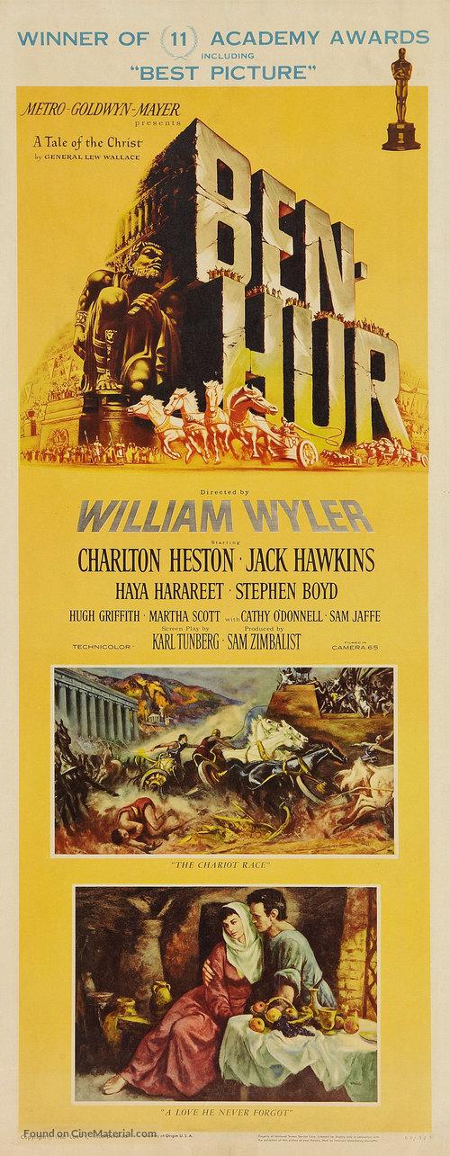 Ben-Hur - Theatrical movie poster