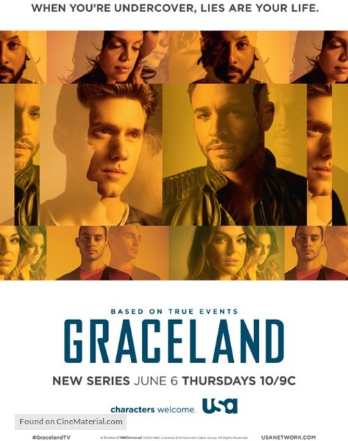 """Graceland"" - Movie Poster"