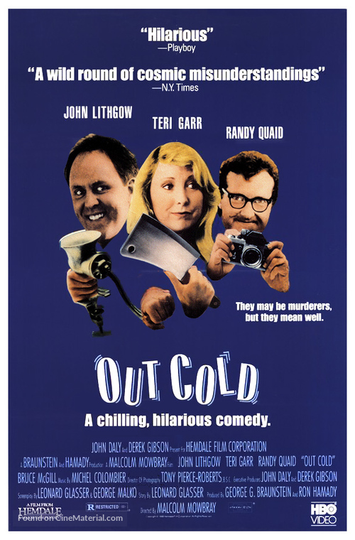 Out Cold - Movie Poster