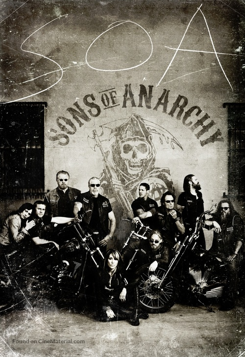 """""""Sons of Anarchy"""" - Movie Poster"""