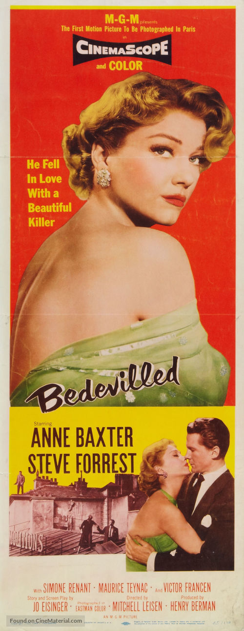Bedevilled - Movie Poster