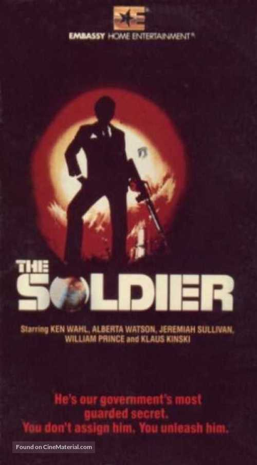 The Soldier - Movie Cover
