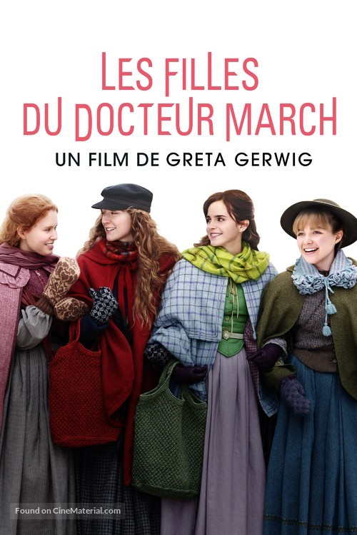 Little Women - French Video on demand movie cover
