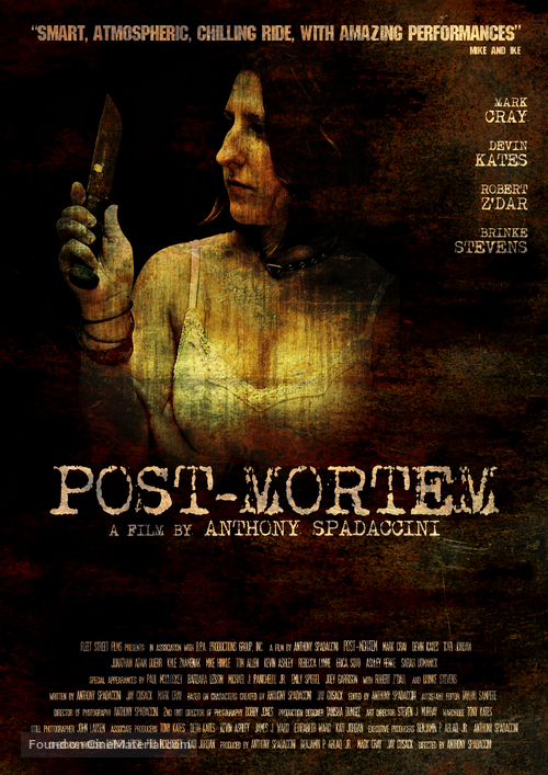 Post-Mortem - Movie Poster