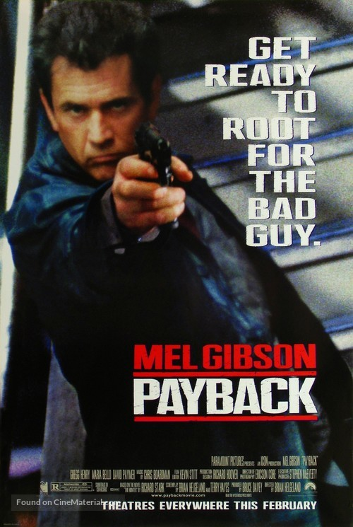 Payback - Movie Poster