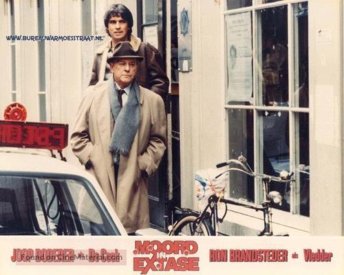 Moord in extase - Dutch Movie Poster
