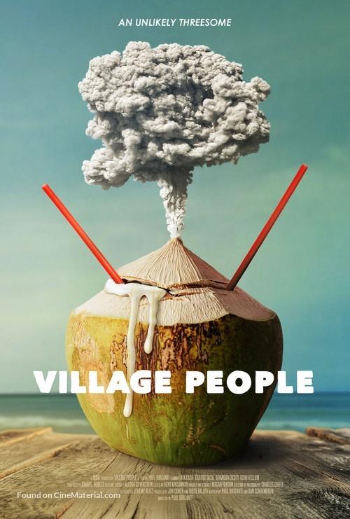 Village People - Panamanian Movie Poster