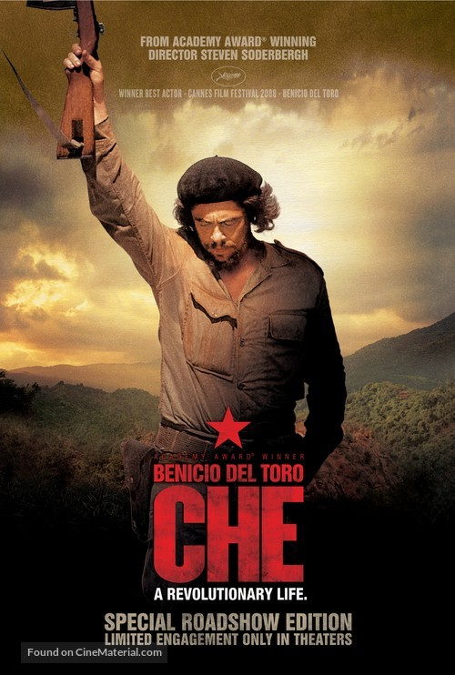 Che: Part Two - Movie Poster