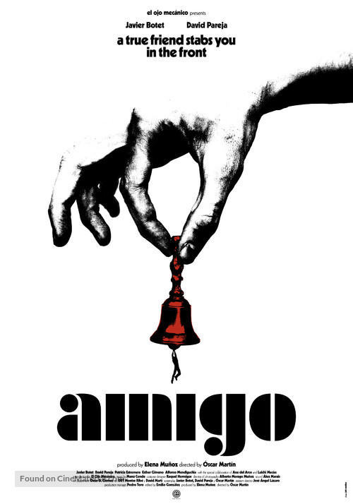 Amigo - International Movie Poster
