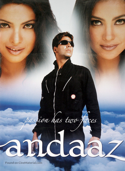 Andaaz - poster