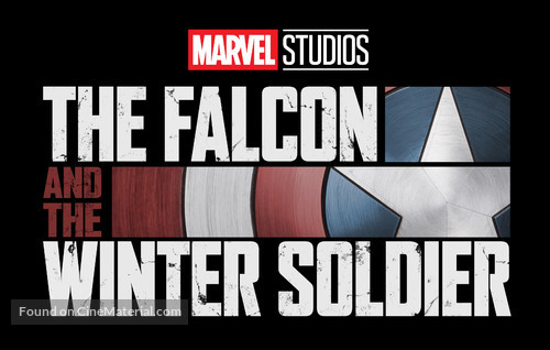 """""""The Falcon and the Winter Soldier"""" - Logo"""